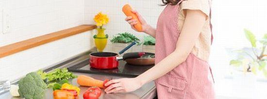 婚活で料理スキルは必須画像