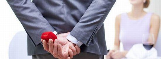 男性に結婚のメリットを意識させプロポーズさせる画像