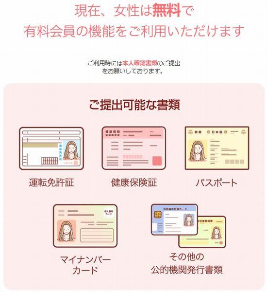 婚活アプリwith(ウィズ)利用料金